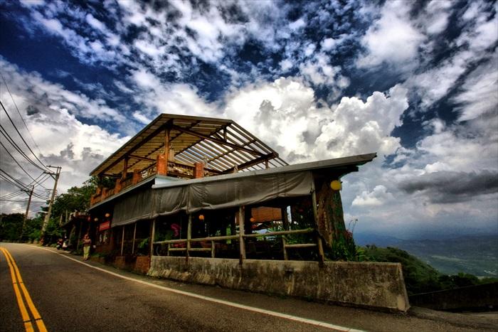 拥有漂亮景观的云也居一休闲农场。