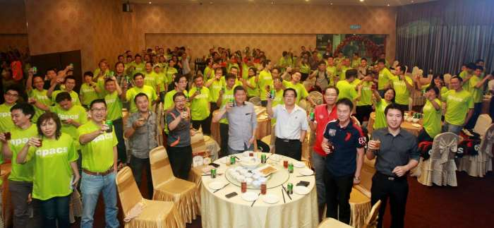 比赛当晚亦举办颁奖礼与庆功晚宴。