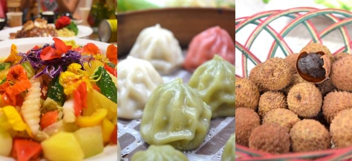 寻香觅食 台湾好滋味 舌尖上的农家菜