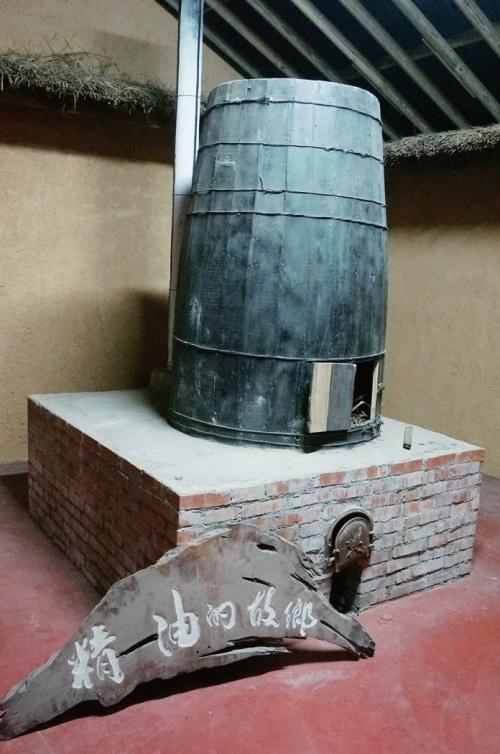 精油故事馆内详细地介绍了精油的历史、制作过程及相关器具的展出。