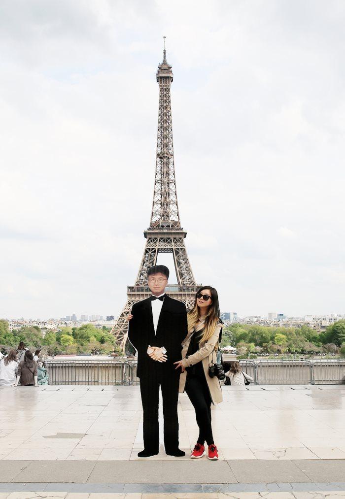 法国 ‧ 埃菲尔铁塔 (EIFFEL TOWER – PARIS, FRANCE)