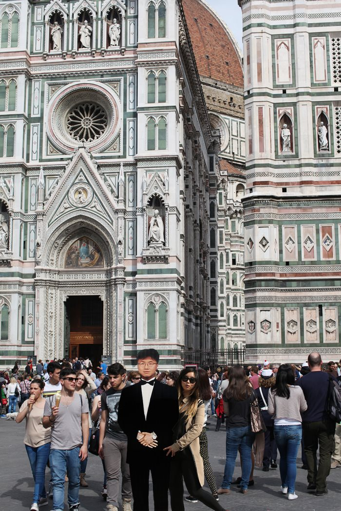 意大利佛罗伦斯 ‧ 百花大教堂 (DUOMO – FLORENCE, ITALY)
