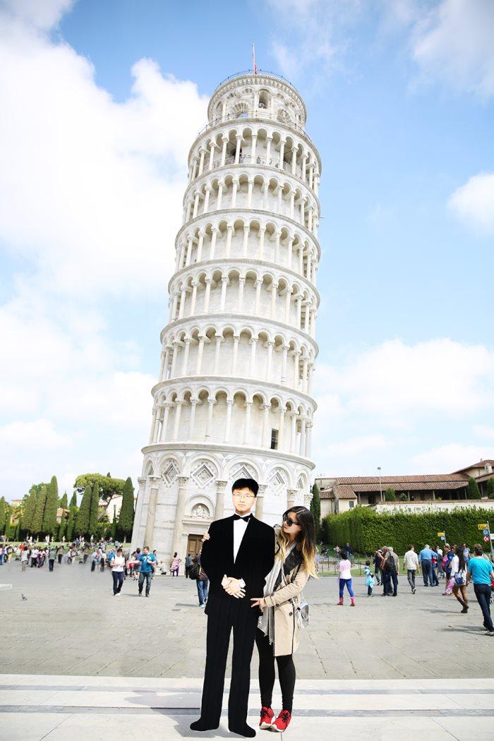 意大利比萨 ‧ 斜塔 (LEANING TOWER – PISA, ITALY)