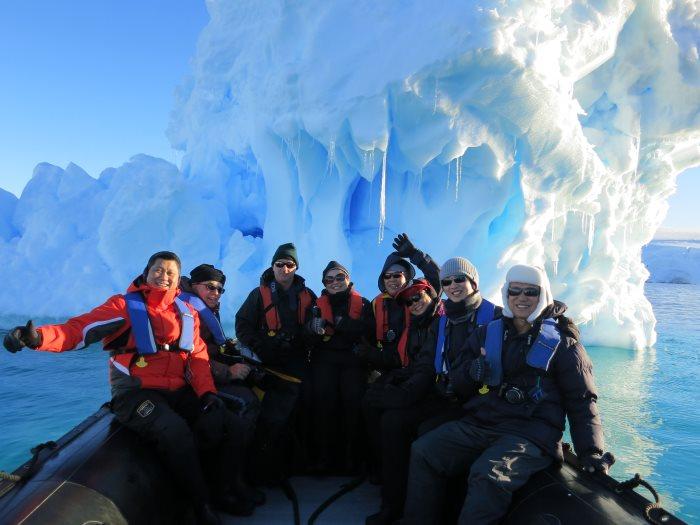 三度探访世界尽头——南极洲之 旅,又有多少人能做得到?