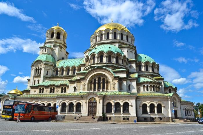 亚历山大涅夫斯基大教堂 - 索菲亚,保加利亚