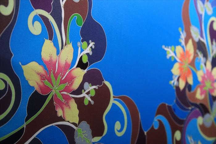 色彩艳丽缤纷的花草世界。(二)