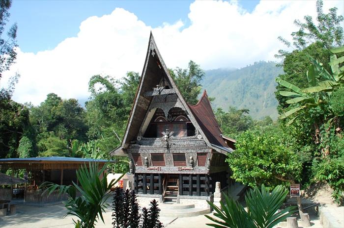 Batak Museum。