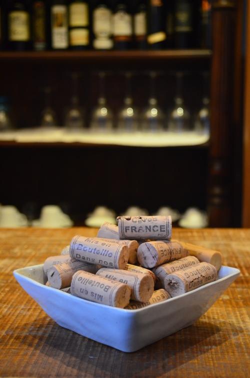 喜欢法国红酒的农场主人,打造了漫步酒庄。