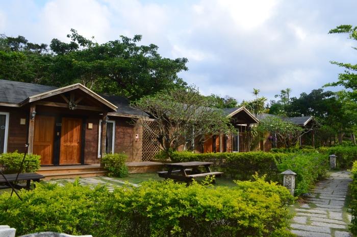 小木屋是这里很受欢迎的客房类型,适合一家大小或与一班好友入住,到了晚上更是观星的好地方。