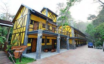 农场最新完成,简单但舒适度媲美星级酒店的住宿-- 欧式别墅二馆。