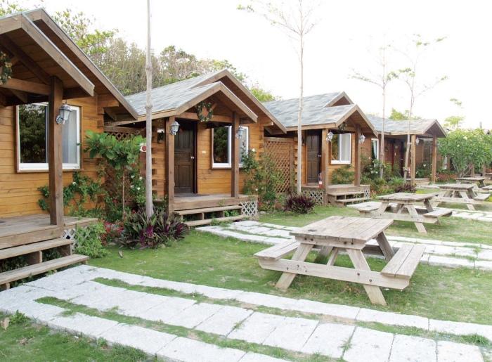很有度家feel的欧式小木屋。