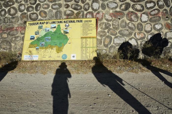 蓝塘徒步提供了从3天到3周不等的徒步长度,难度也可以自由选择。