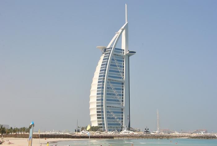 阿拉伯之星——帆船酒店