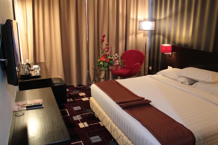 Executive Sutie Bed Room
