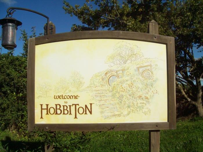 欢迎来到哈比村!