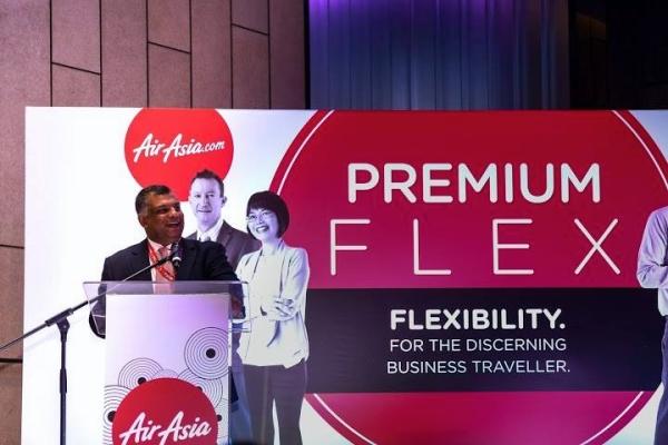 亚洲航空集团总执行长丹斯里东尼费南德斯。