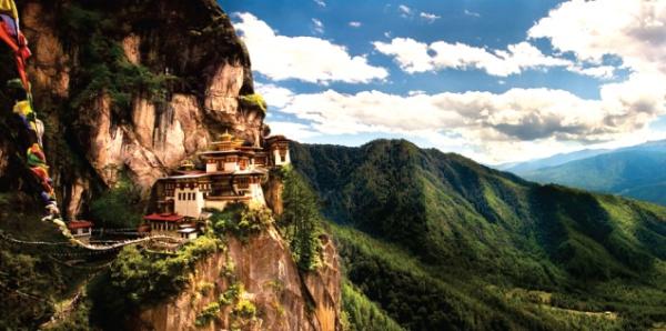 不丹 + 尼泊尔