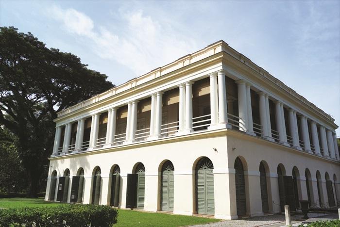 """瑟福屋据说是全马唯一的""""英印时代花园洋宅""""。"""