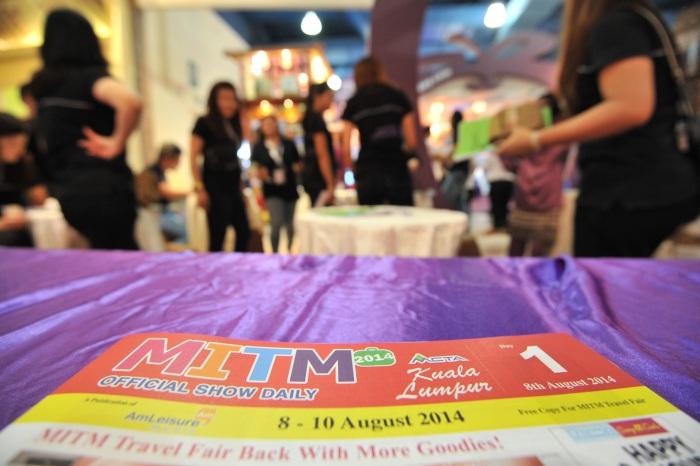 MITM FAIR每年都为大众带来价格相宜的旅游配套,圆大家旅游梦。