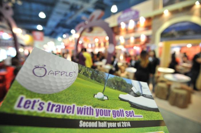 迪拜和土耳其依然是今年蘋果高尔夫球团强推地点。