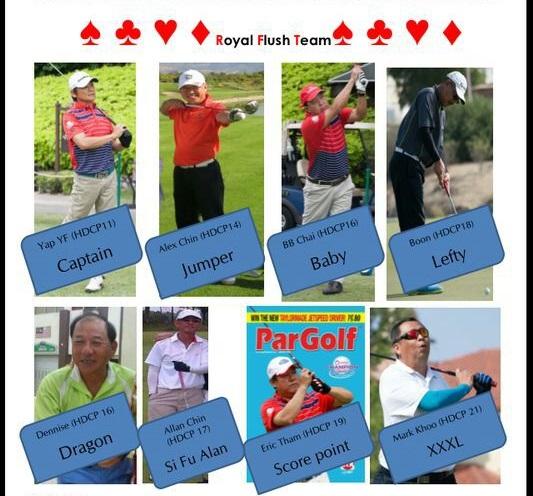 Royal Flush Team