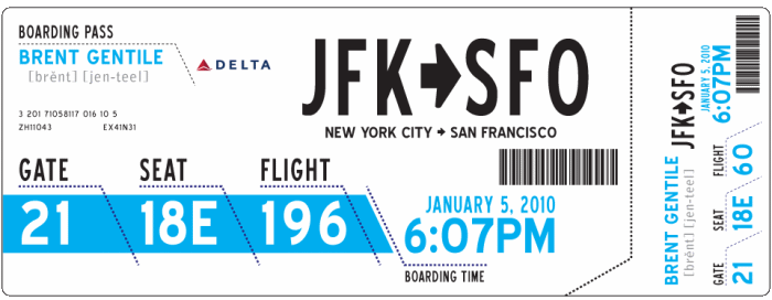 单凭6个英文字母,你能说出这是从哪里出发到哪里的机票吗?