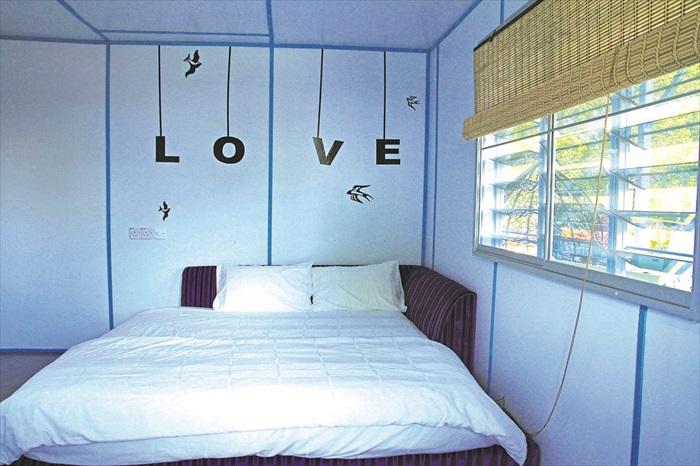 温馨的客房设计,让客人宾至如归。