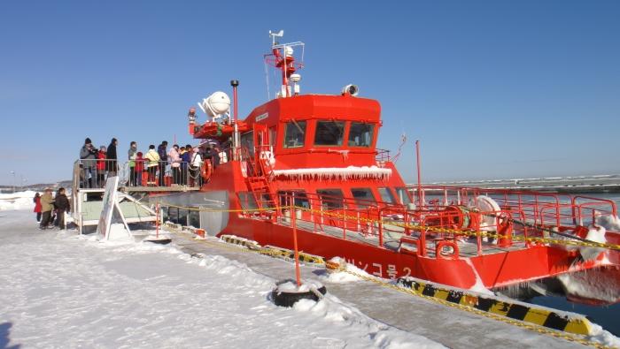 乘上它,一同霸气地征服冰海!