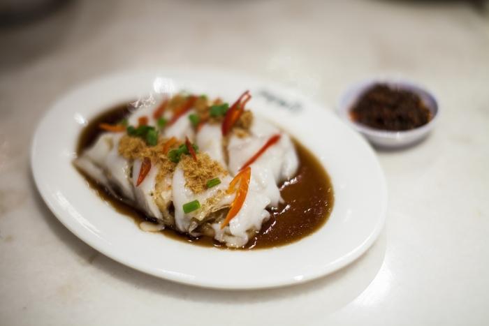 槟城港式猪肠粉