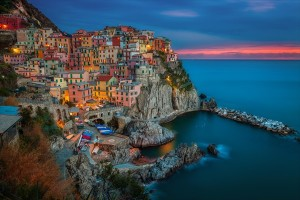 五渔村(Cinque Terre)