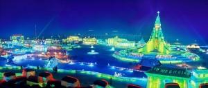 哈尔滨·冰雕