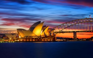 澳洲·悉尼