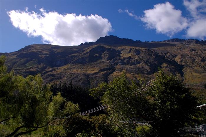 Walter Peak。