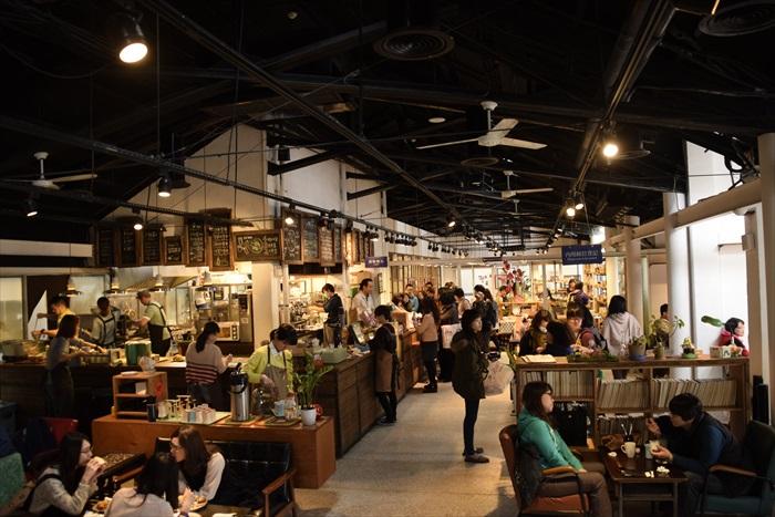 计优雅、食材健康的好丘咖啡馆。