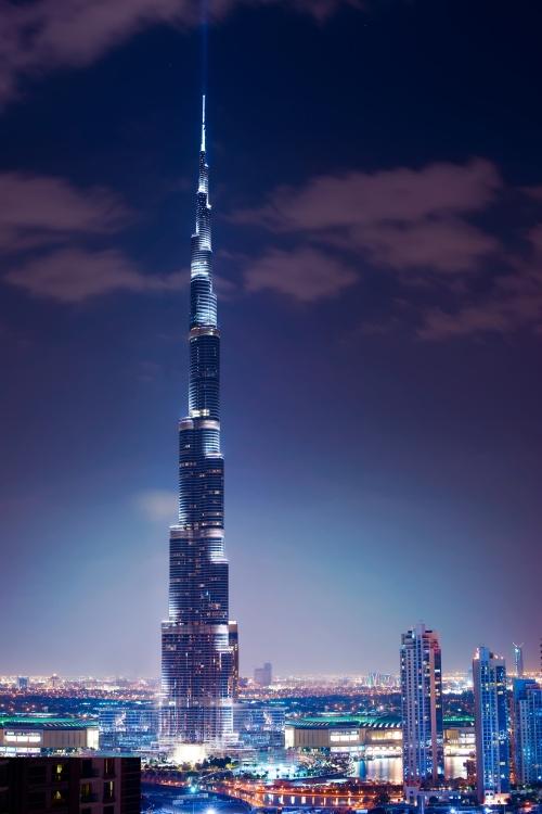 Burj Dubai 500