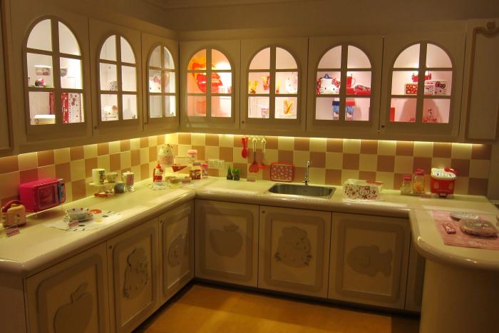 有这样的厨房,会不会让你想天天下厨呢?