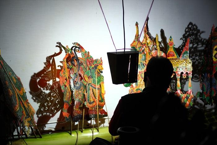 皮影戏是来到哥打巴鲁不能错过的传统文化表演。