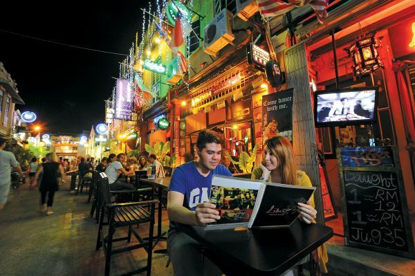 JONKER STREET - MELAKA HISTORICAL CITY (2012)