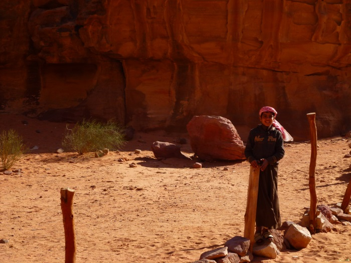The Petra Treasury is a one of the 7 wonders of the world that we must visit once in our lifetime.  : Red rose sandstone walls that lined Petra.