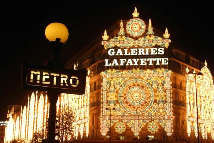 老佛爷百货公司 (Galeries Lafayette )