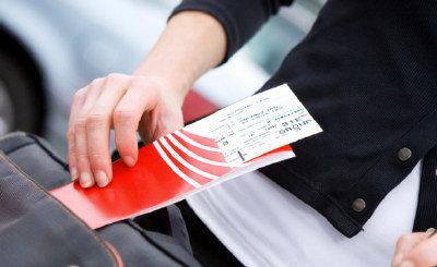消费稅一旦实施后,国内航班机票上的付費资讯將多加一行列明6%消费稅数额。