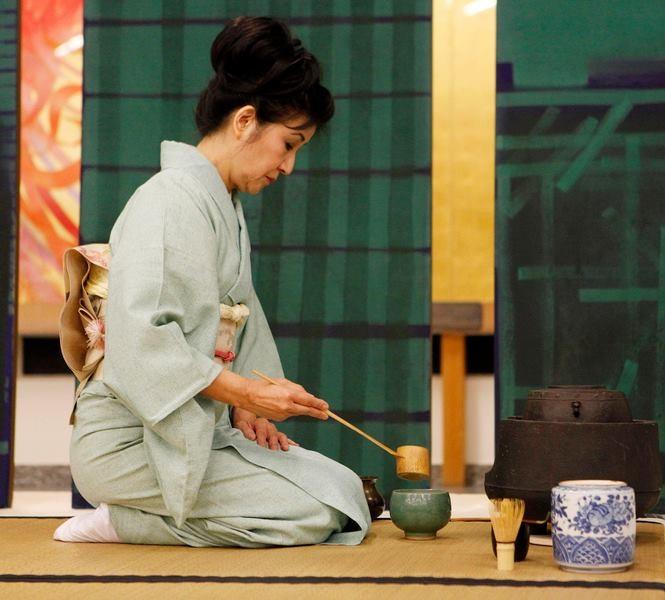 漫谈日本茶道文化