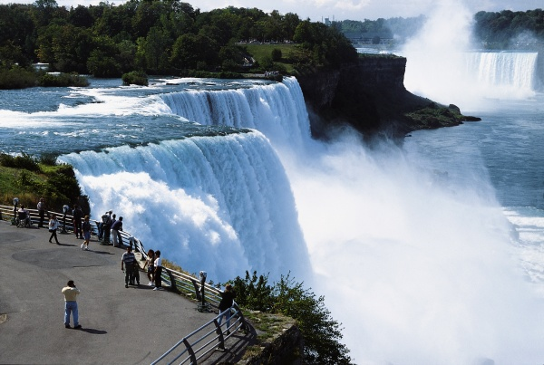 nicaragua waterfall