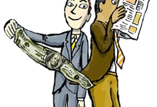 Pickpocket – irresponsible profession
