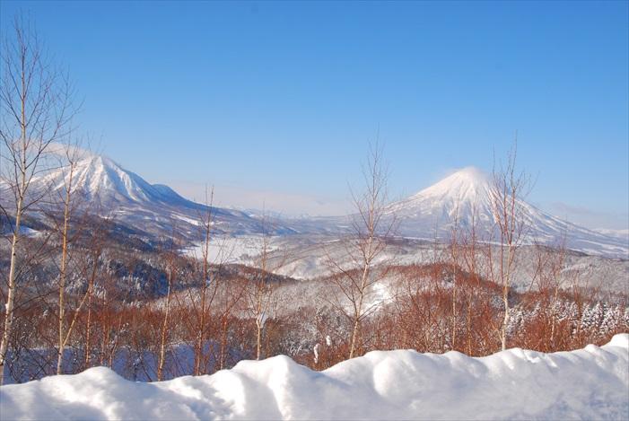 这样多少人梦寐以求的冬季景色?