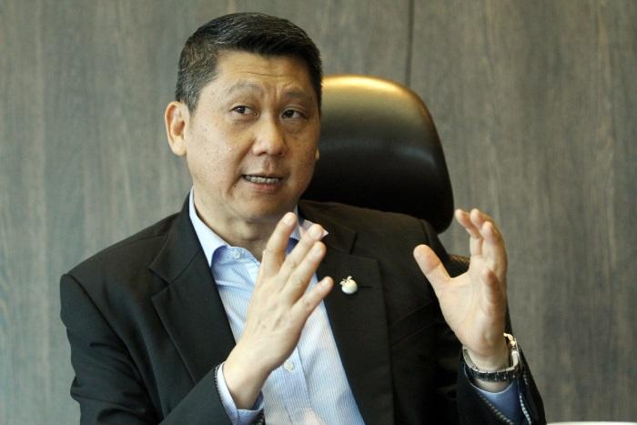 拿督斯里李益辉太平绅士, 蘋果旅遊集團董事经理