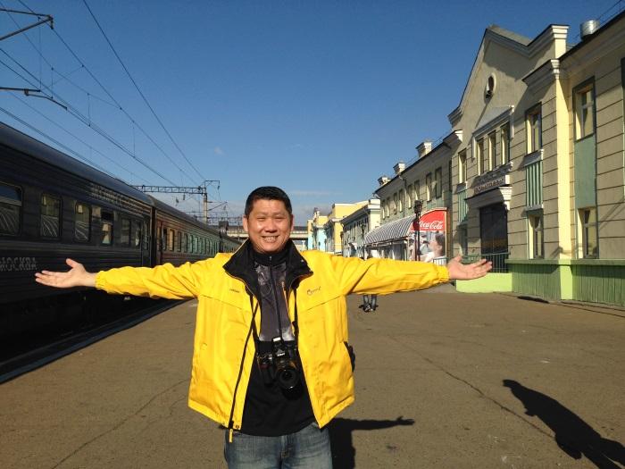 2013年10月4日至18日,主题深度旅游达人李桑横跨9288公里,远征西伯利亚铁路旅游!
