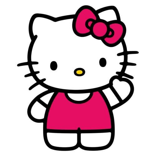 风靡全球的吉蒂猫