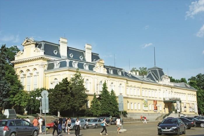 保加利亚王宫。