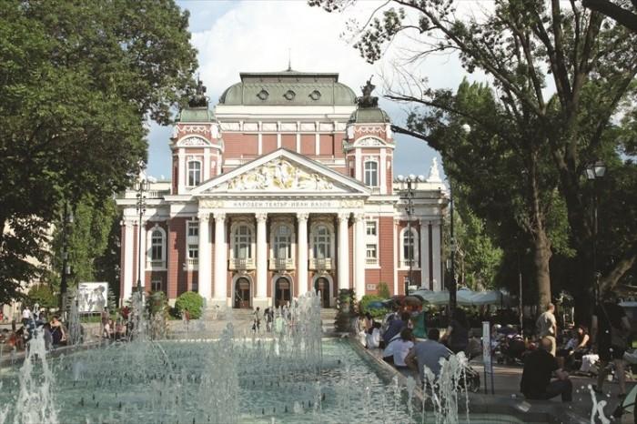 国家歌剧院。
